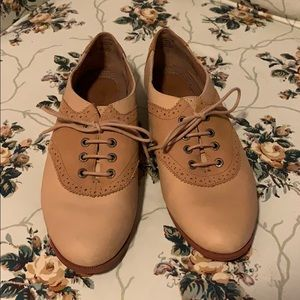 Sperry Top-Sider Saddle Shoes Oxfords Size 8.5